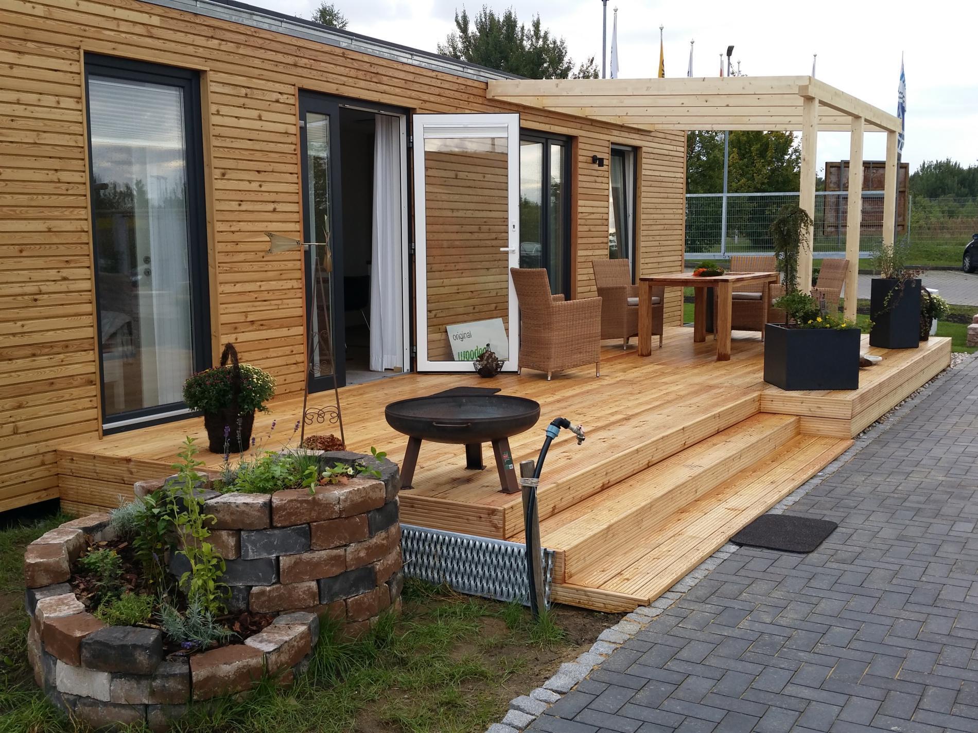 Modulhaus Hersteller: REBA IMMOBILIEN AG bietet mobile Modulhäuser ...