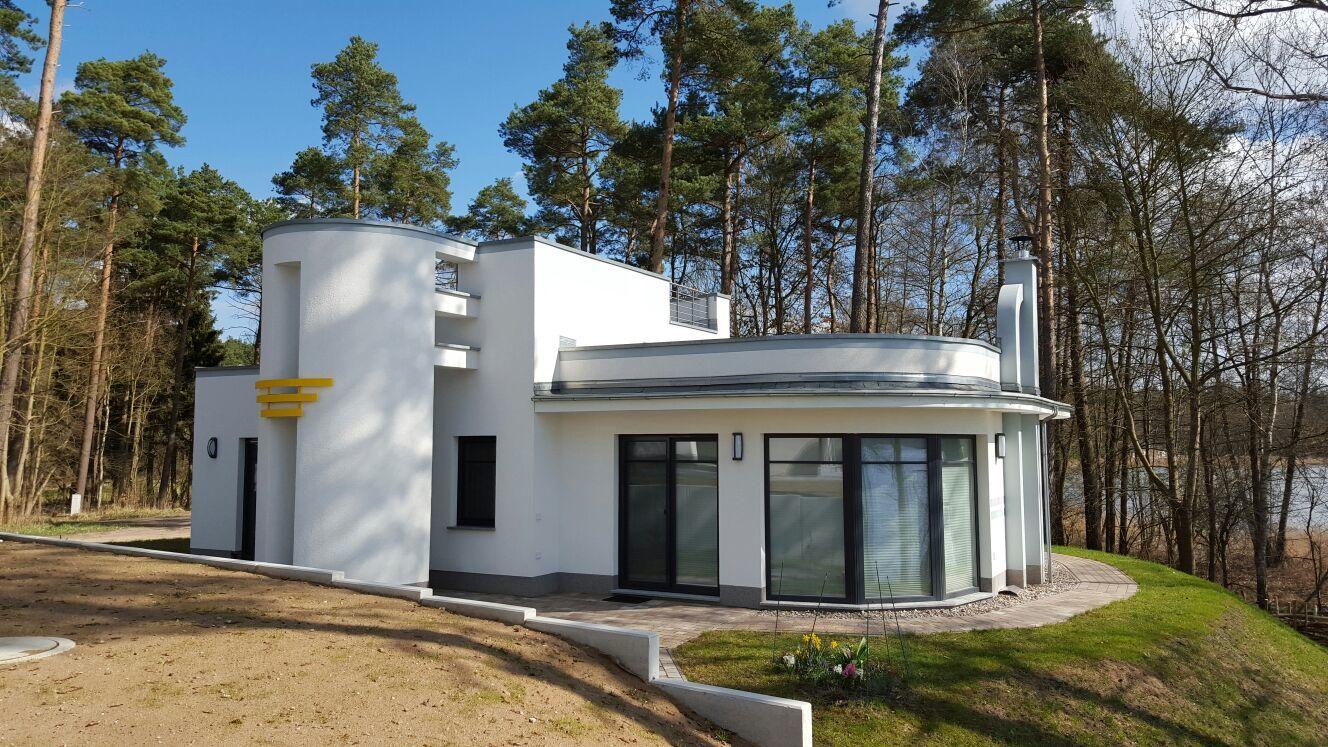 Seepark Lychen Haus Villa am See kaufen Häuser und